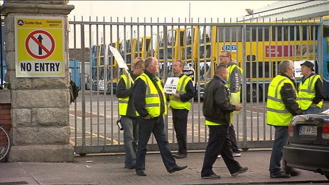 Bus Workers are Right to Strike