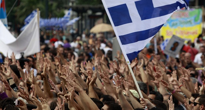 Statement from SWP Ireland: Solidarity with the people of Greece