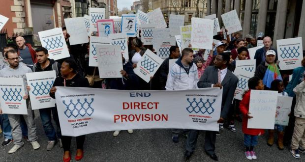 End Direct Provision Now!