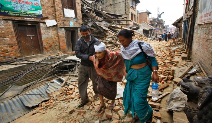 Nepalese Earthquake –  unnecessary tragedy
