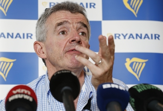 WORKERS DEFEAT RYANAIR IN DENMARK