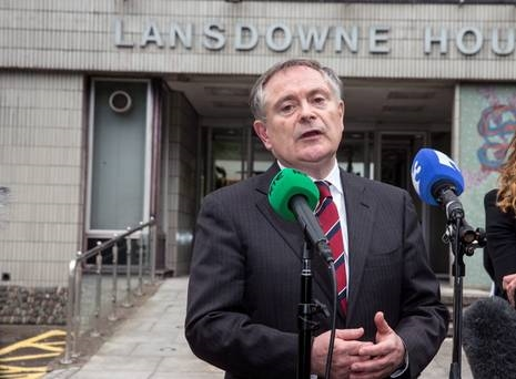 Lansdowne Road – another straightjacket for workers