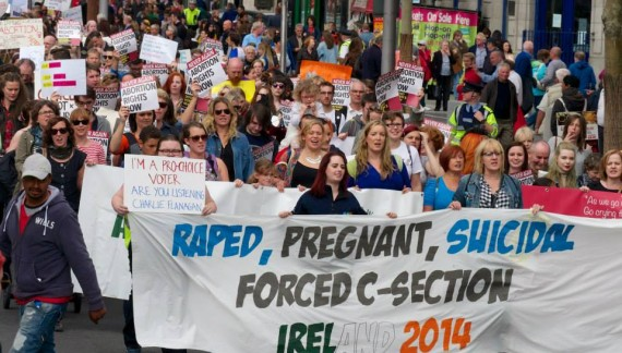 Pressure increases to Repeal the 8th