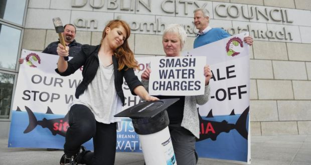 Water charges: Beat the Bullies