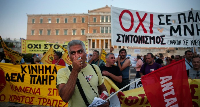 Greek socialists – statement on the elections