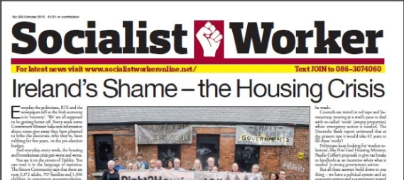 Socialist Worker 383 | Full Print Version