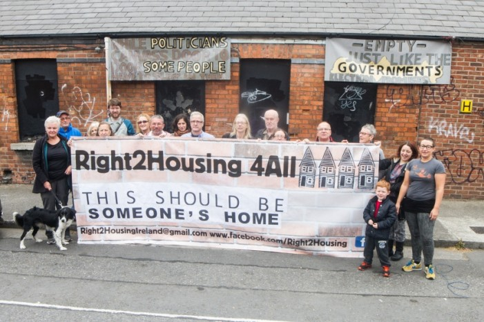 Ireland's Shame – the Housing Crisis
