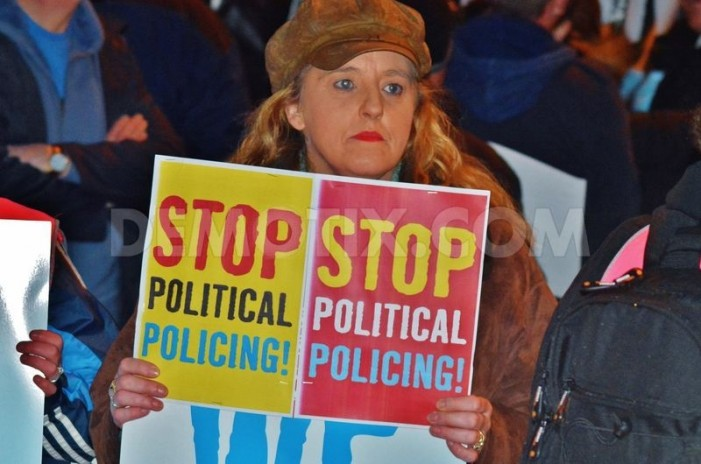 Jobstown, Crumlin – Political policing goes to new level
