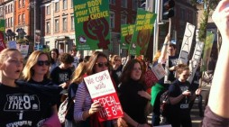Your body, your life, your choice! – Time to repeal the 8th