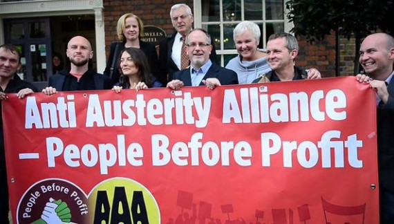 The Left Unites: AAA – PBP  form alliance