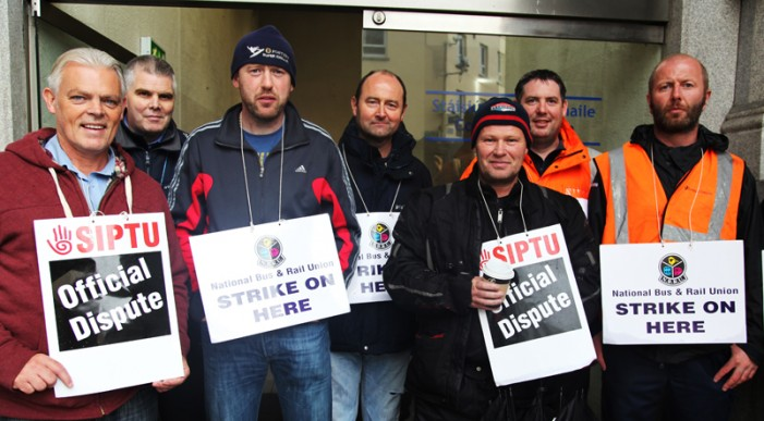 Growing pay revolt should be supported by all workers: SUPPORT TRAIN DRIVERS PAY FIGHT