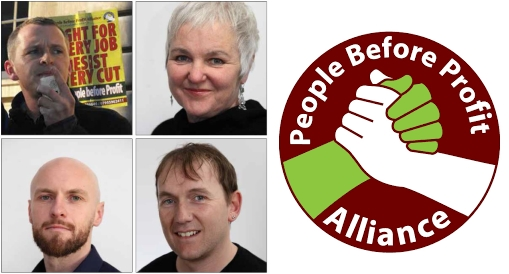 People Before Profit election campaign: Meet our Candidates