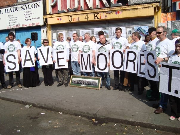 Moore St occupation – defend our revolutionary heritage