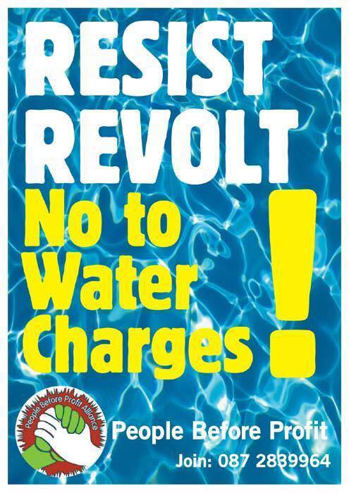 SW Water Charges PBP