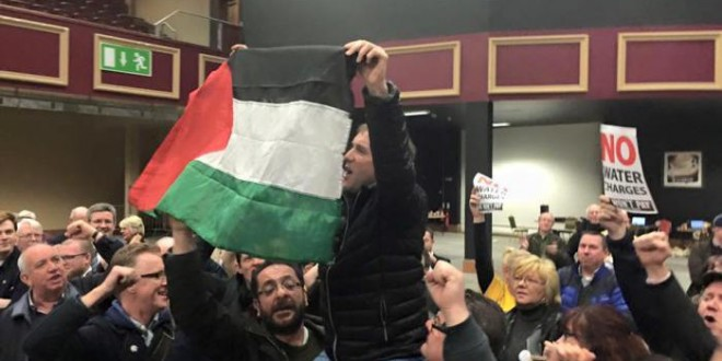 Gino Kenny TD Raising the Flag of Resistance : from Ireland to Palestine