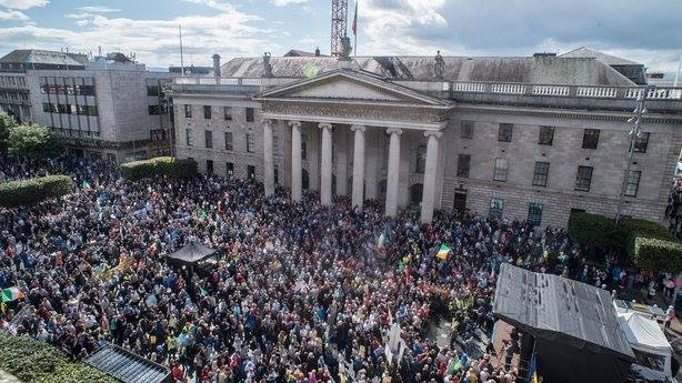 As people power forces water retreat- let's talk about building an Ireland worth living in.