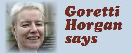 Goretti Horgan Says: Change is coming!