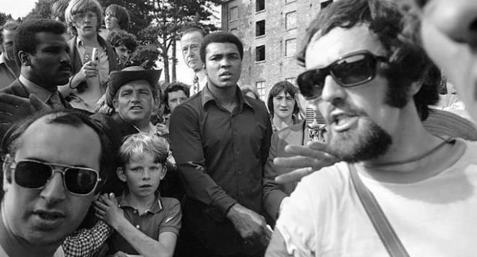 What made Muhammad Ali the greatest