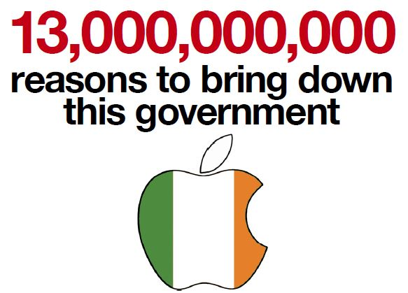 13,000,000,000  reasons to bring down this government