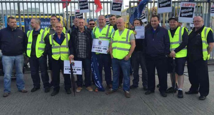 Support the bus workers – they are fighting for us all