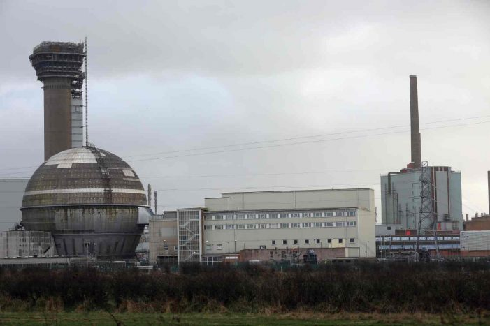The threat from Sellafield