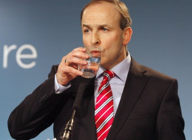 Fianna Fáil and water charges: the record