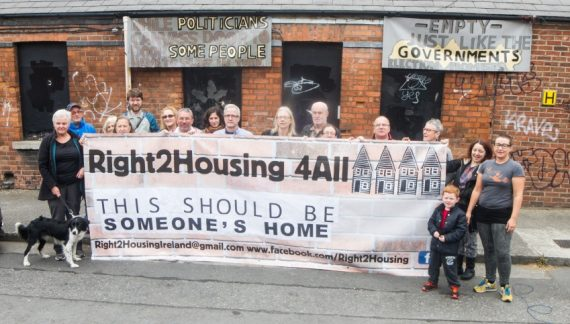 No to Private Housing on Public Land