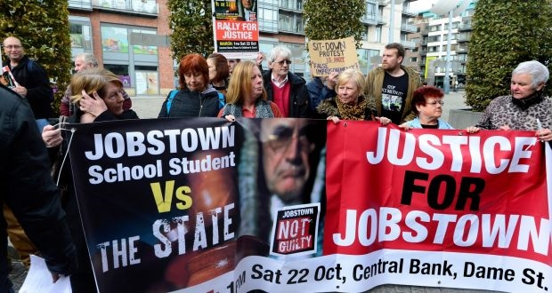Jobstown: Not Guilty