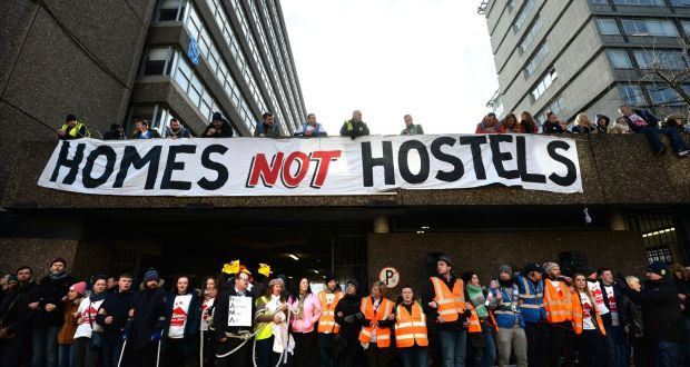 Apollo House Occupation – Inspiration for Further Action