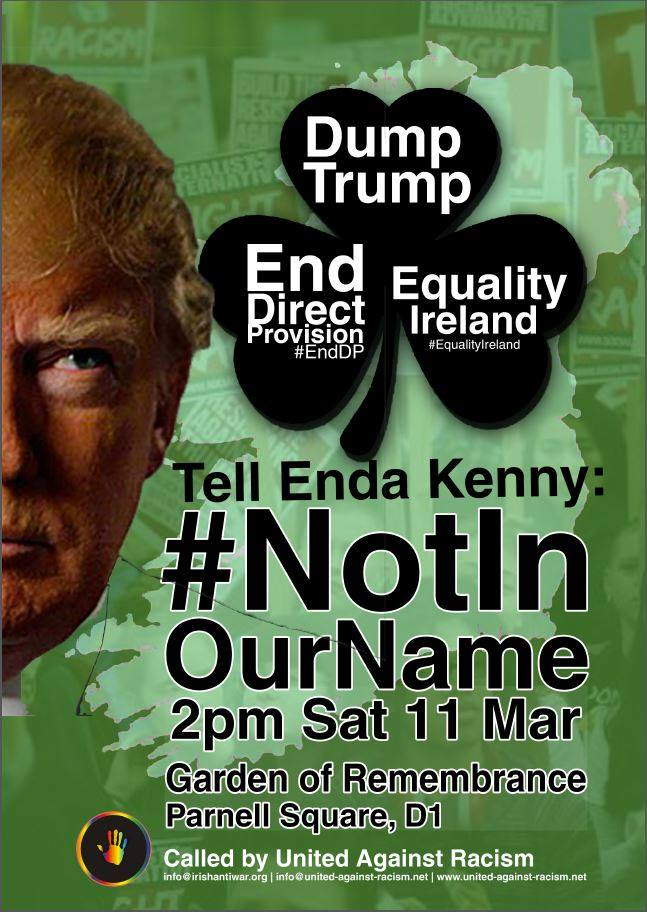is ireland a racist country The outside world knows northern ireland as a country dominated by  northern  irish racism for us began in the womb, with comments such as.