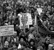 Irish women's long fight for equality