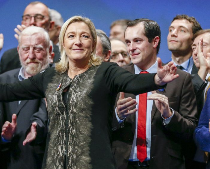Polarisation in France
