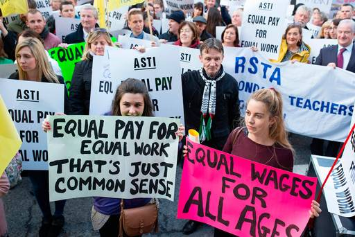 ASTI  stands firm for Lesser Paid Teachers