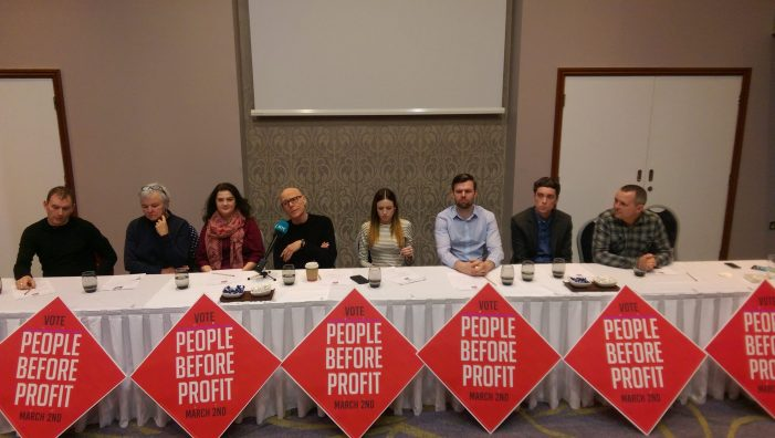 Towards a Socialist Ireland