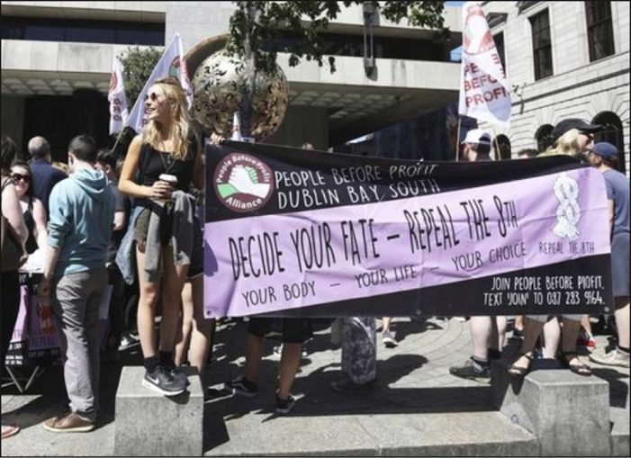 Mobilise for free safe and legal abortion