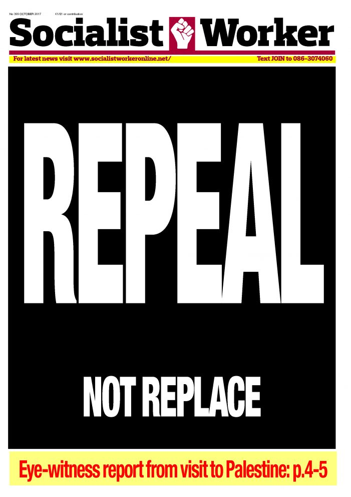 REPEAL, NOT REPLACE