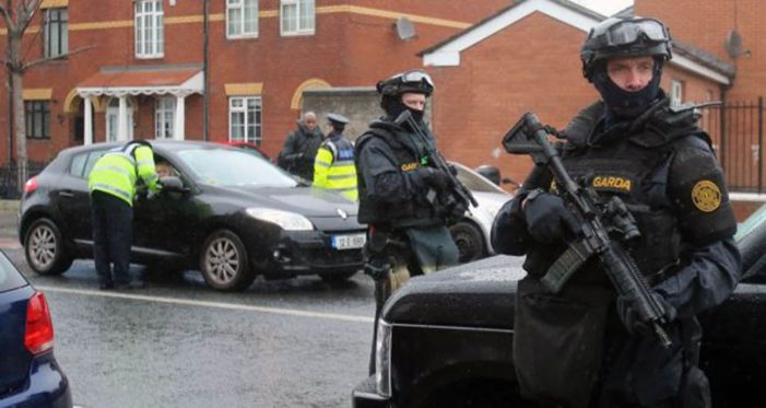 Armed Gardai off our streets!
