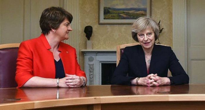 No Rotten deals with the DUP