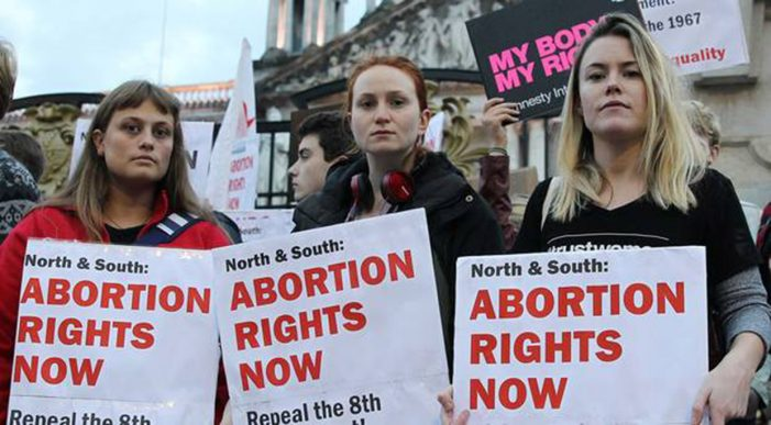 Abortion Rights Fight – North and South