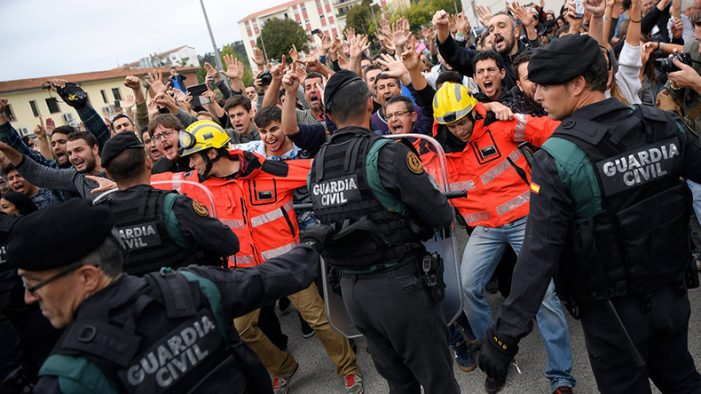 Catalonia and the National Question