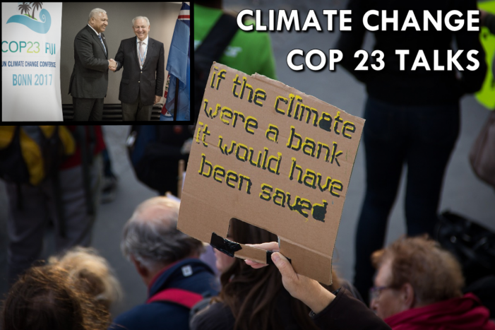 Climate Chaos: No solutions at Bonn Conference