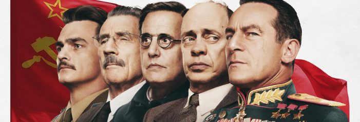 The Death of Stalin – Comedy of Terror