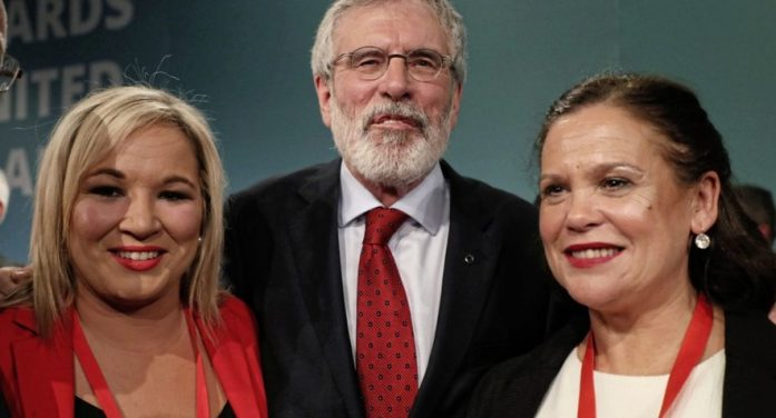 People Before Profit:  Open Letter to Sinn Féin