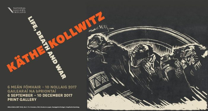 Käthe Kollwitz: Life, Death, and War