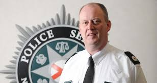 Now it's the PSNI —Corruption rules OK!