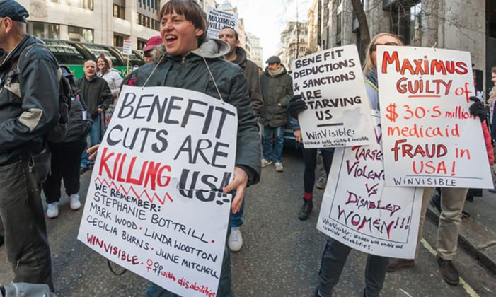 Stop Benefit Cuts – Oppose Universal Credit