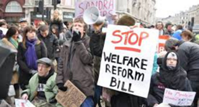 Scrap the Tory Welfare Reforms